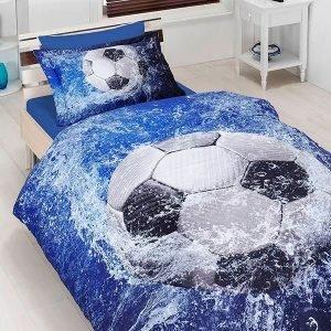 Постельное белье First Choice сатин 3D football 160×220