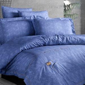 купить Постельное белье ТМ First Choice jeans mavi Двуспальное|Евро комплект