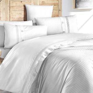 Постельное белье ТМ First Choice meagen beyaz 200×220