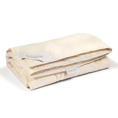 Натуральное одеяло из овечьей шерсти