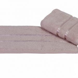 Махровое полотенце DOLCE лиловое