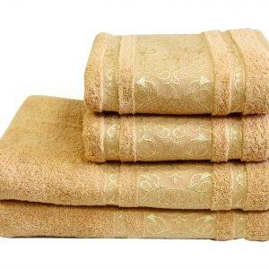 Махровое полотенце Imperial беж