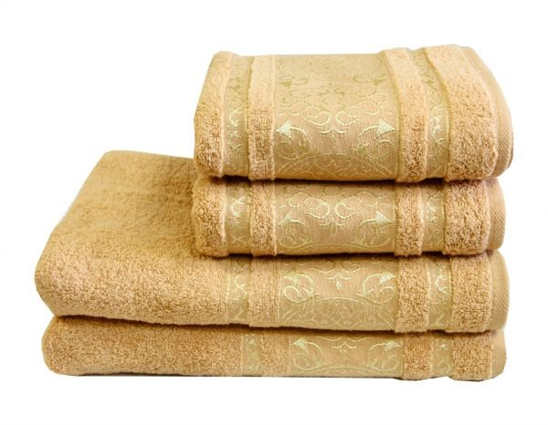 купить Махровое полотенце Imperial беж Турция (IZ-2200000546319-v)