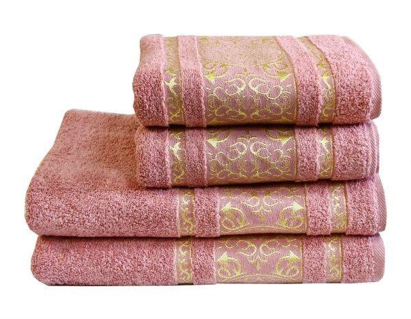 купить Махровое полотенце Imperial роза Турция (IZ-2200000546296-v)