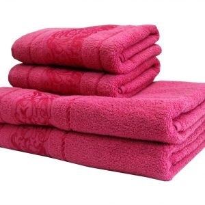 купить Махровое полотенце Ottoman роза Турция (IZ-2200000544728-v)