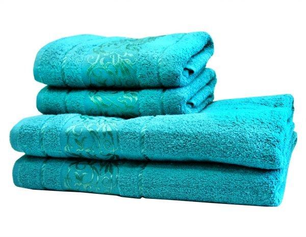 купить Махровое полотенце Ottoman mint Турция (IZ-2200000544735-v)