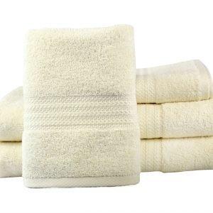 купить Махровое полотенце RAINBOW кремовое Турция (IZ-8698499302631-v)