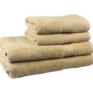 купить Махровое полотенце RAINBOW 50x90см beg Турция (IZ-8698499302228)
