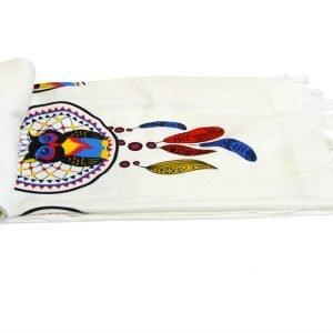 купить Пляжное полотенце Bamboo Peshtemal Dreamcatcher 90x180см Турция (IZ-2200000547927)