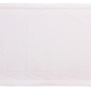 Полотенце для ног Hayal 50×70см белое