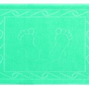 Полотенце для ног Hayal 50×70см бирюзовое