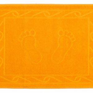 купить Полотенце для ног Hayal 50x70см оранжевое Турция (IZ-8698499301597)