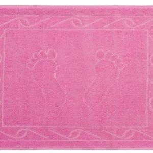 купить Полотенце для ног Hayal 50x70см розовое Турция (IZ-8693675947668)