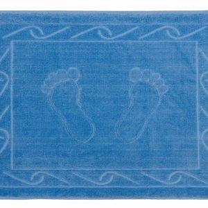 купить Полотенце для ног Hayal 50x70см синее Турция (IZ-8698499301580)
