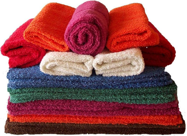Правильный уход за махровыми полотенцами