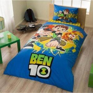 Детское подростковое постельное белье ТМ TAC Ben 10 160×220