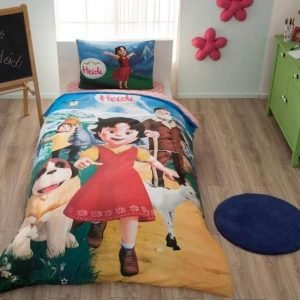Детское подростковое постельное белье ТМ TAC Disney Heidi 160×220