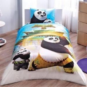 Детское подростковое постельное белье ТМ TAC Disney Kung Fu Panda Movie 160×220