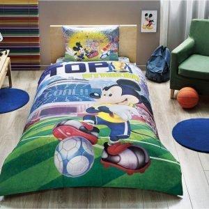 Детское подростковое постельное белье ТМ TAC Disney Mickey Goal 160×220