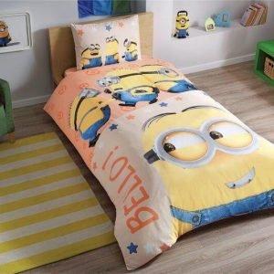 Детское подростковое постельное белье ТМ TAC Disney Minions Bello 160×220