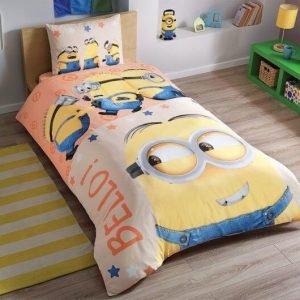 Детское подростковое постельное белье ТМ TAC Disney Minions Bello2 160×220