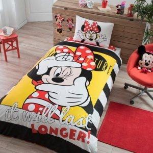 Детское подростковое постельное белье ТМ TAC Disney Minnie Selfie 160×220