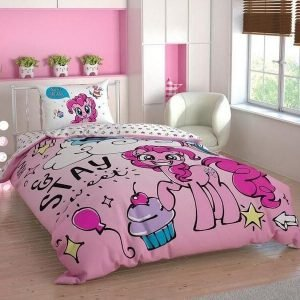 Детское подростковое постельное белье ТМ TAC Disney My Little Pony 160×220