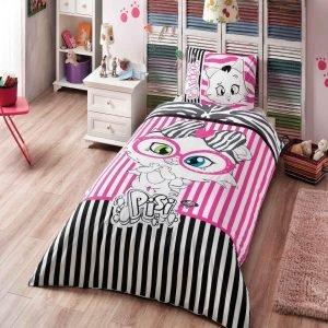 Детское подростковое постельное белье ТМ TAC Disney Pisi Fashion 160×220