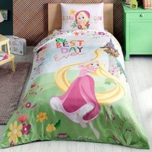 Детское подростковое постельное белье ТМ TAC Disney Rapunzel Dream 160×220