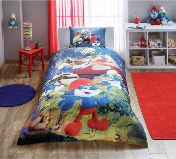 купить Детское подростковое постельное белье ТМ TAC Disney Sirinler the Lost Village Детское