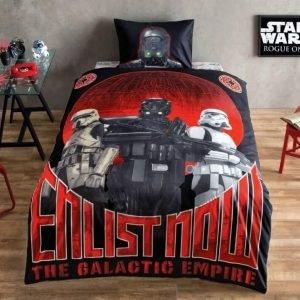 Детское подростковое постельное белье ТМ TAC Disney Star Wars Glow 160×220