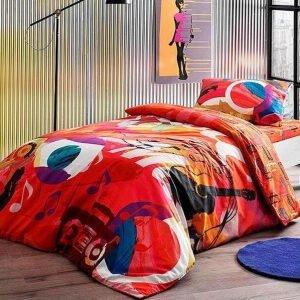 купить Детское подростковое постельное белье ТМ TAC Teen Graffiti Player Детское