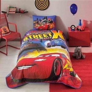 купить Детское покрывало ТМ TAC Disney Cars Nitroade Полуторное