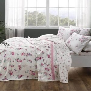 Летнее постельное белье с Пике ТМ TAC Lea 200×230