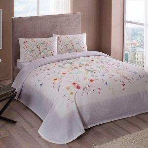 Летнее постельное белье с Пике ТМ TAC Lula 200×230