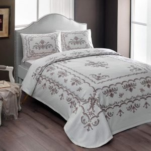 Летнее постельное белье с Пике ТМ TAC Royce 200×230