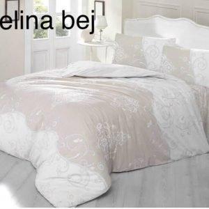 Постельное белье ТМ Altinbasak Melina kahve 200×220