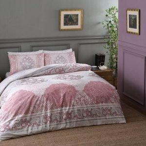 купить Постельное белье ТМ TAC Aryan Pink Семейное