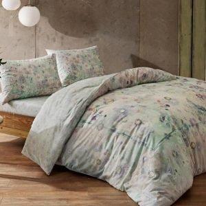 Постельное белье ТМ TAC Bamboo Renata Green 200×220