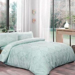 Постельное белье ТМ TAC Blanche Mint 160×220 (2 шт)