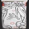 купить Постельное белье ТМ TAC Bugs Bunny & Lola Двуспальное 50084