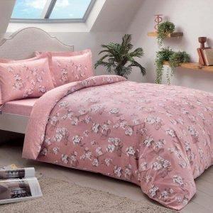 купить Постельное белье ТМ TAC Lennie Pink Сатин