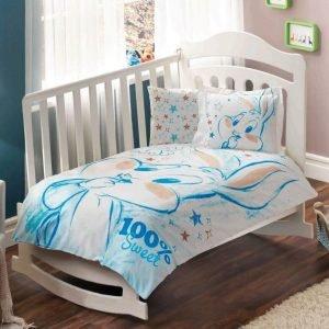 Постельное белье для новорожденных ТМ TAC Bugs Bunny Sweet Baby 100×150