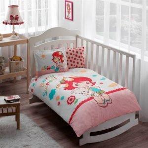 Постельное белье для новорожденных ТМ TAC Strawberry Shortcake Sleepy Baby 100×150