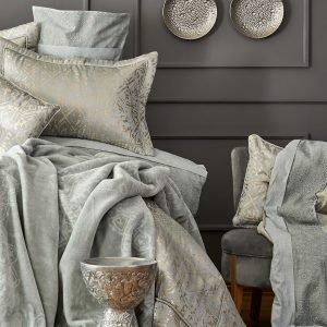 Постельное белье с покрывалом и пледом Karaca Home – Naya mavi 2019-2 200×220