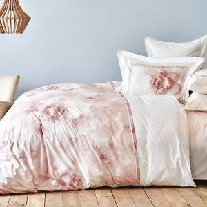 Постельное белье Karaca Home ранфорс — Alita pudra 2019-2 200×220