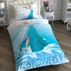 Постельное белье TAC Disney – Frozen Ice Power 160×220