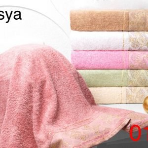 Набор из 6-ти махровых полотенец ТМ Hanibaba хлопок akasya