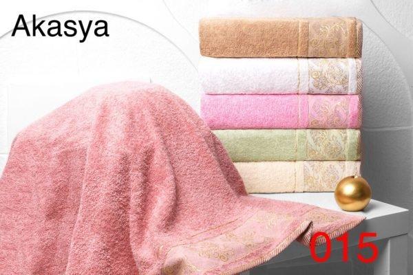 купить Набор из 6-ти махровых полотенец ТМ Hanibaba хлопок akasya