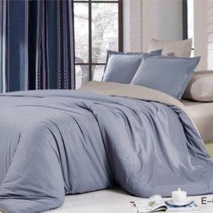 купить Постельное белье ТМ Bella Villa Сатин B-0126 Двуспальное|Евро комплект